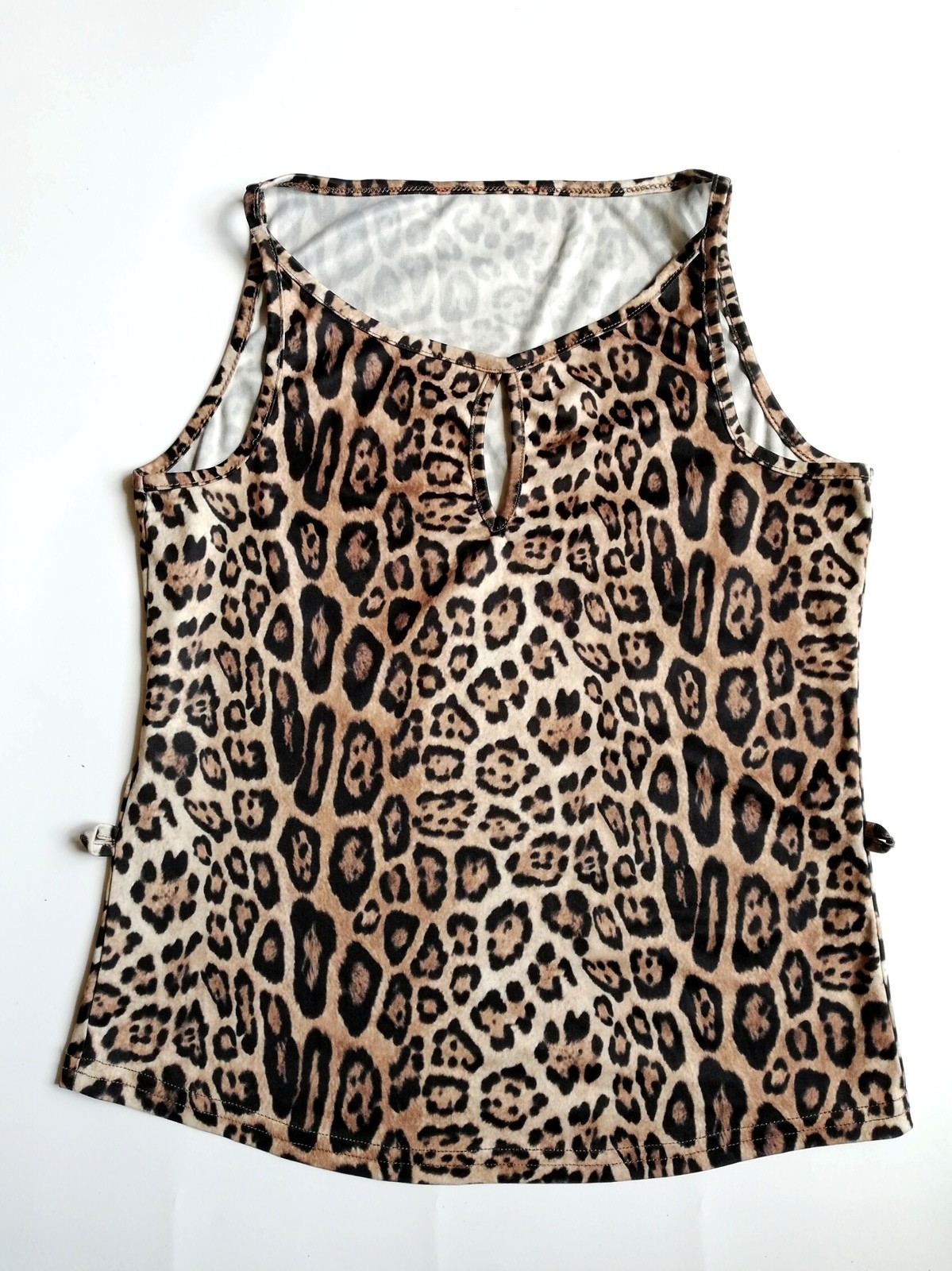 Luipaard Print Interieur Leopard Print Top Patterned Top By Africangrungy Tanks Afrikrea