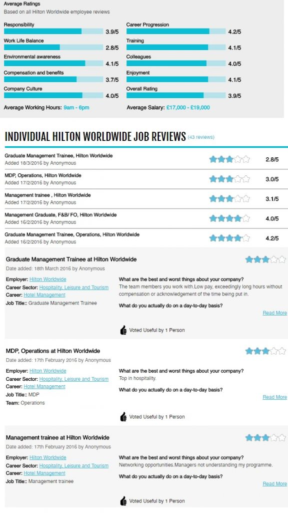 Top 5 Employer Review Sites Ongig Blog