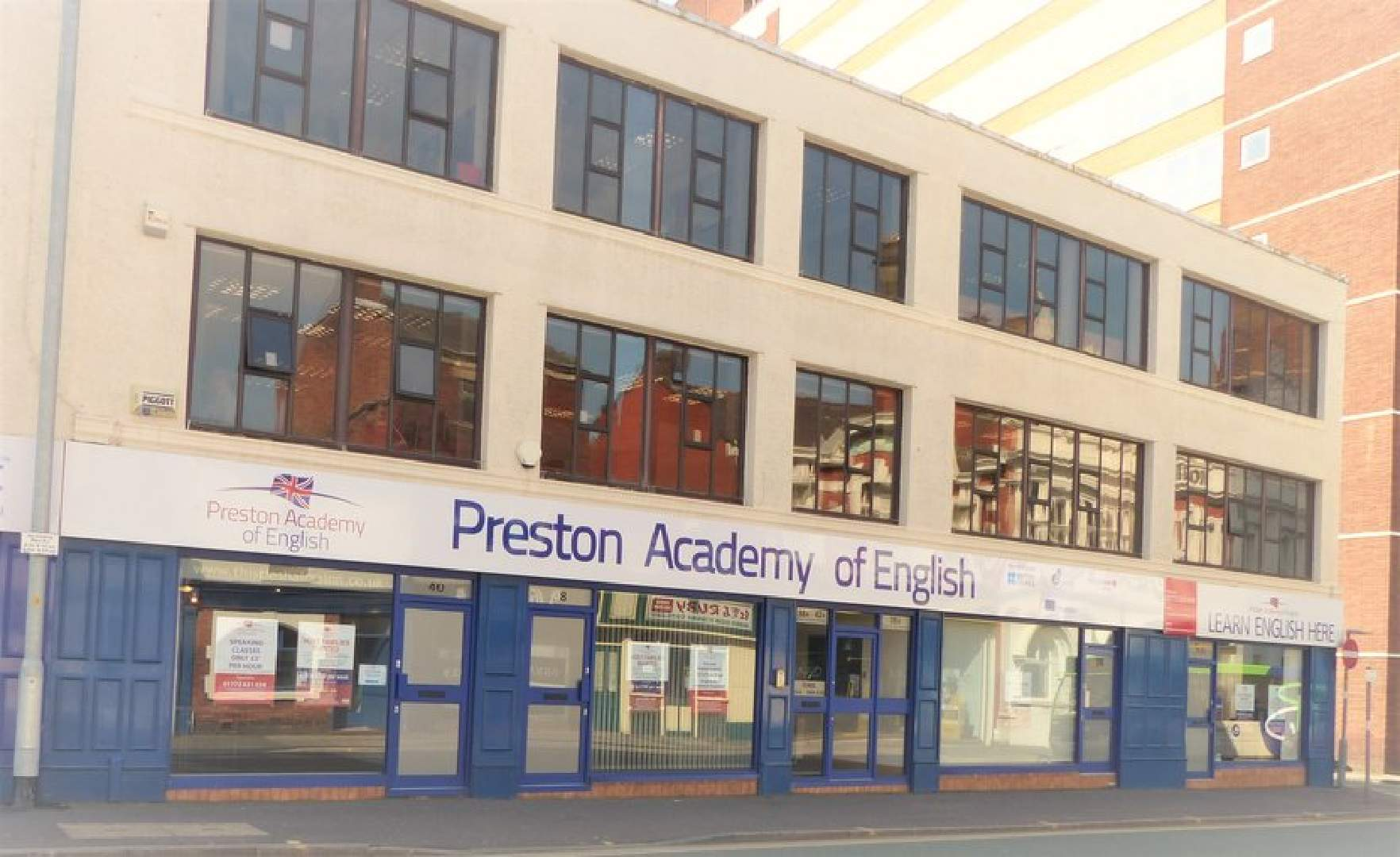 Preston Angleterre Preston Academy Of English Preston Royaume Uni Reviews