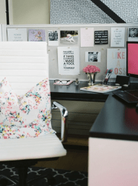 4 Simple Ways to Decorate Your Office | Lucidchart Blog