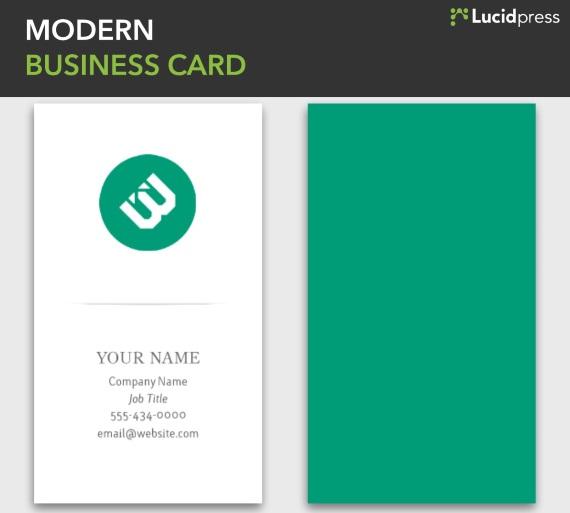 30 Creative Business Card Ideas  Designs Lucidpress