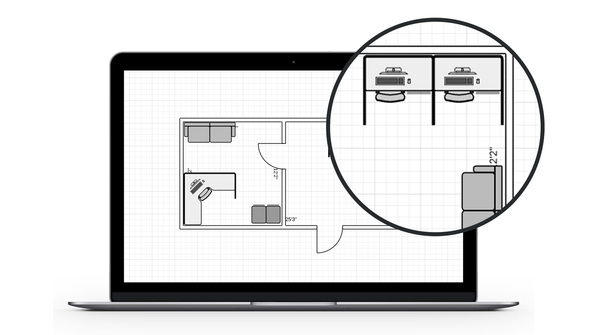 Floor Plan Software Lucidchart