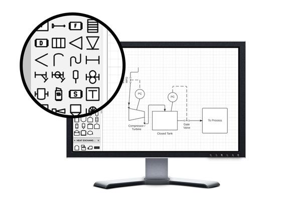 PID Software Lucidchart
