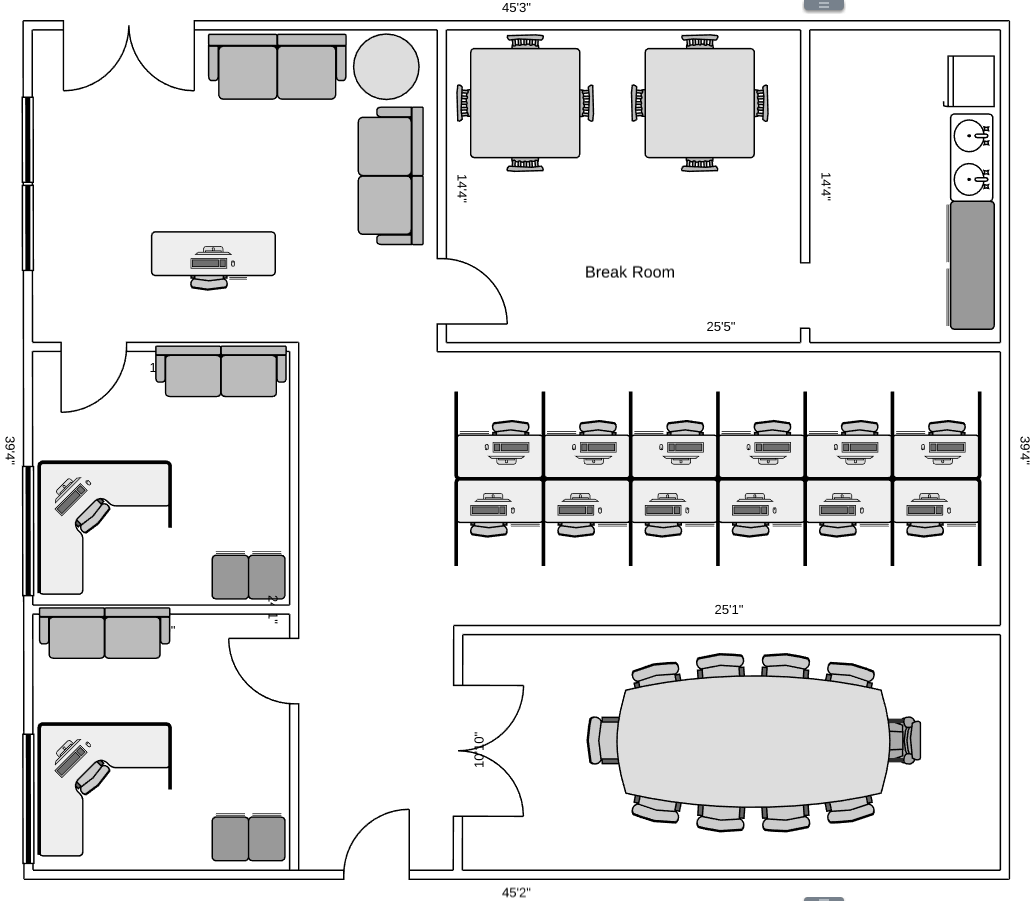 Office Plans Emergency Floor Plan Templates Lucidchart