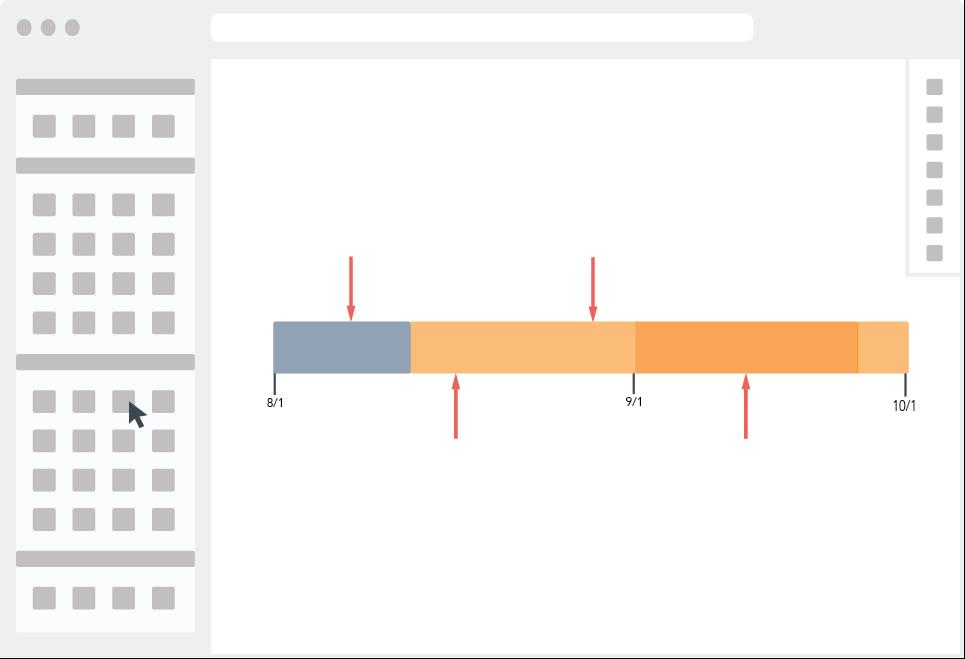 online project timeline generator