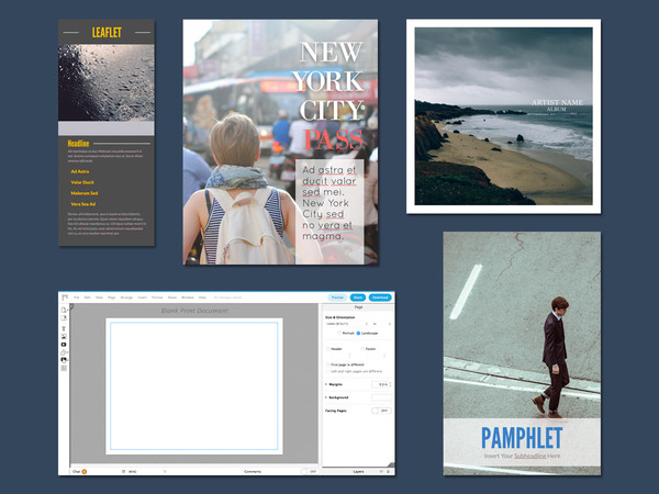 Pamphlet Maker - Design Pamphlets Online 22 Free Templates