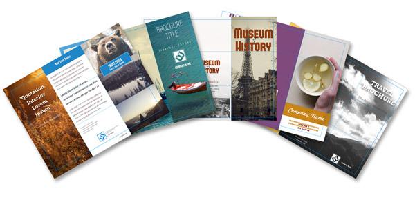 Free Leaflet Maker Online  Leaflet Design Lucidpress