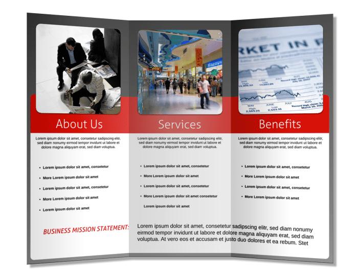 free online pamphlet maker