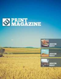 Free Magazine Templates + Magazine Cover Designs [14 Free ...