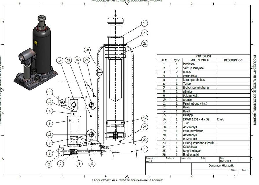 hydraulic bottle jack hydraulic bottle