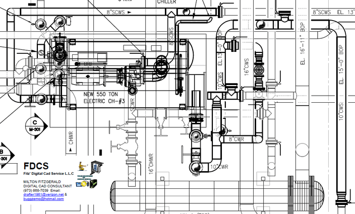 piping layout design with autocad challenges