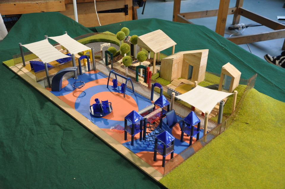3d Wallpaper Making Software Free Download Woodlands School Concept Playground 3d Cad Model Library