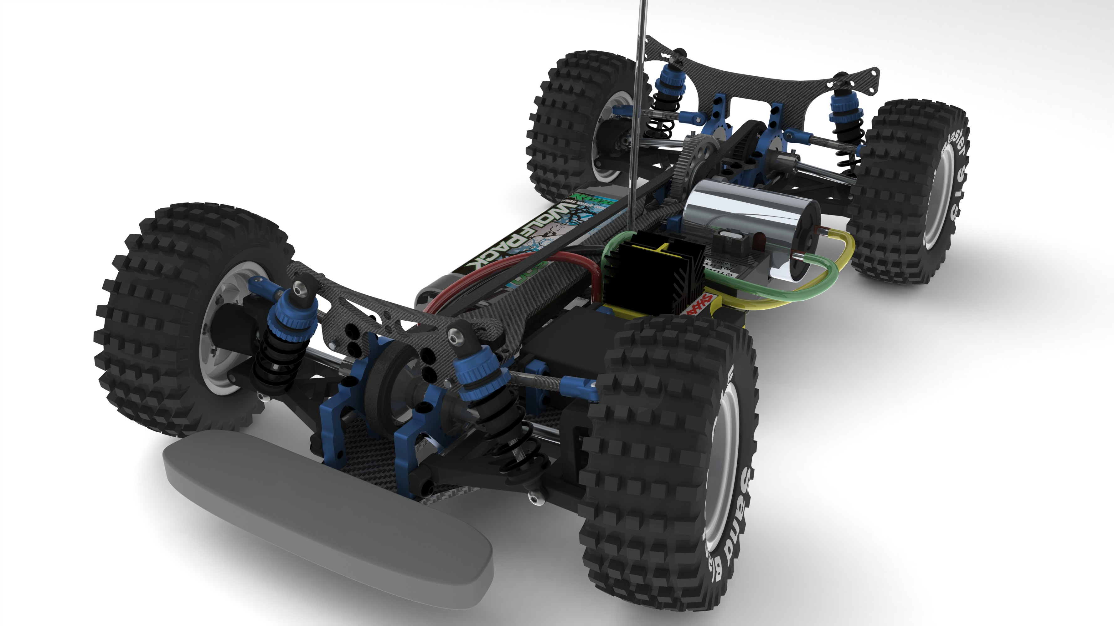 Suspension Design Report Rc Car Body Blueprints