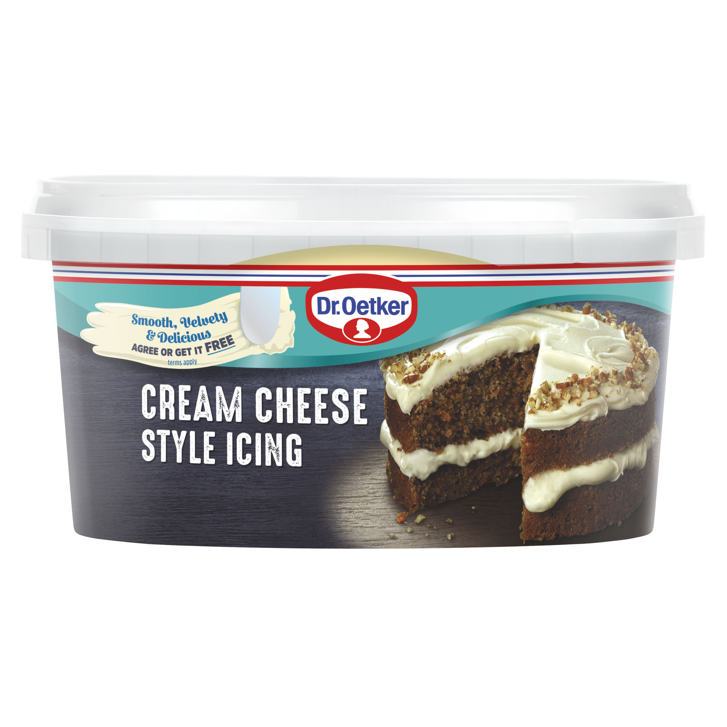 Dr Oetker Kuchen Dr Oetker Cooks Up New Icing And Serves Up A Guarantee