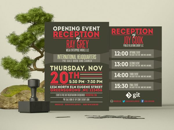 event Archives - Graphicfy - Event Program