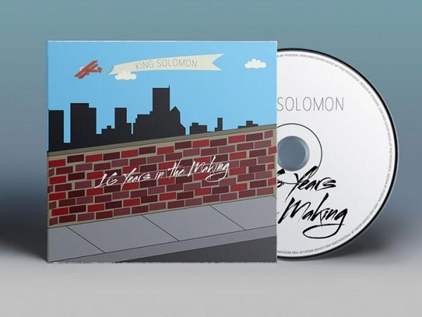 Album Covers PSD Templates