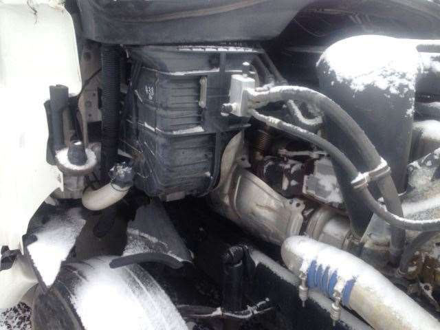 2010 Freightliner Cascadia 125 Heater Core Box For Sale