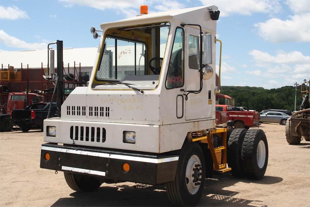 2002 Ottawa Commando 30 Yard Spotter Truck For Sale Jackson