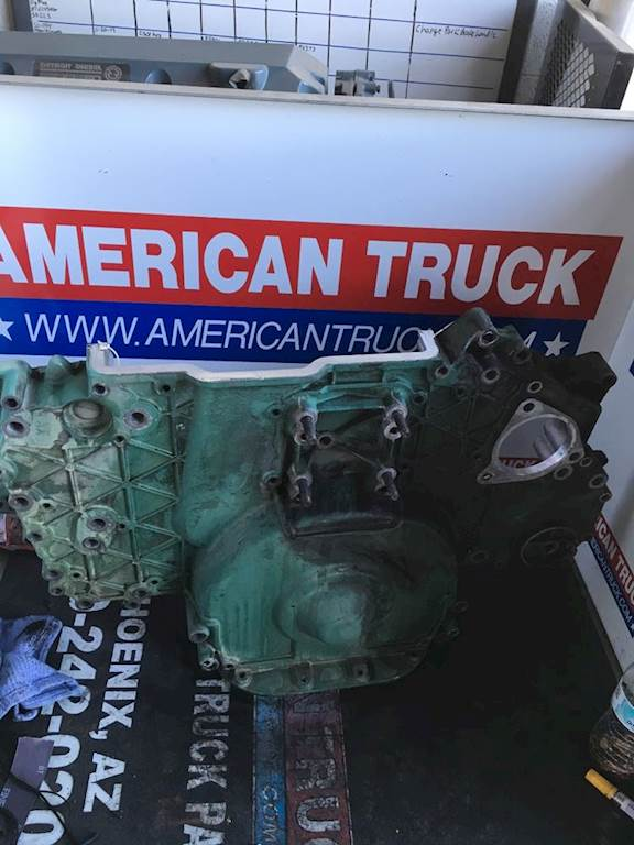 Used Timing Gear Cover For A Volvo D12 Engine For Sale Phoenix, AZ