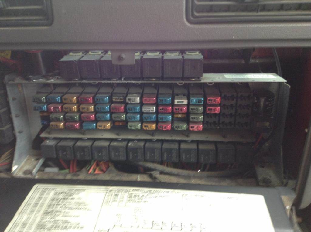 2001 International 9200 Fuse Box For Sale Spencer, IA 24693877