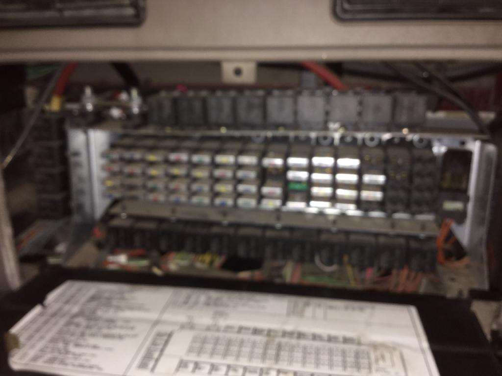 2006 international fuse box