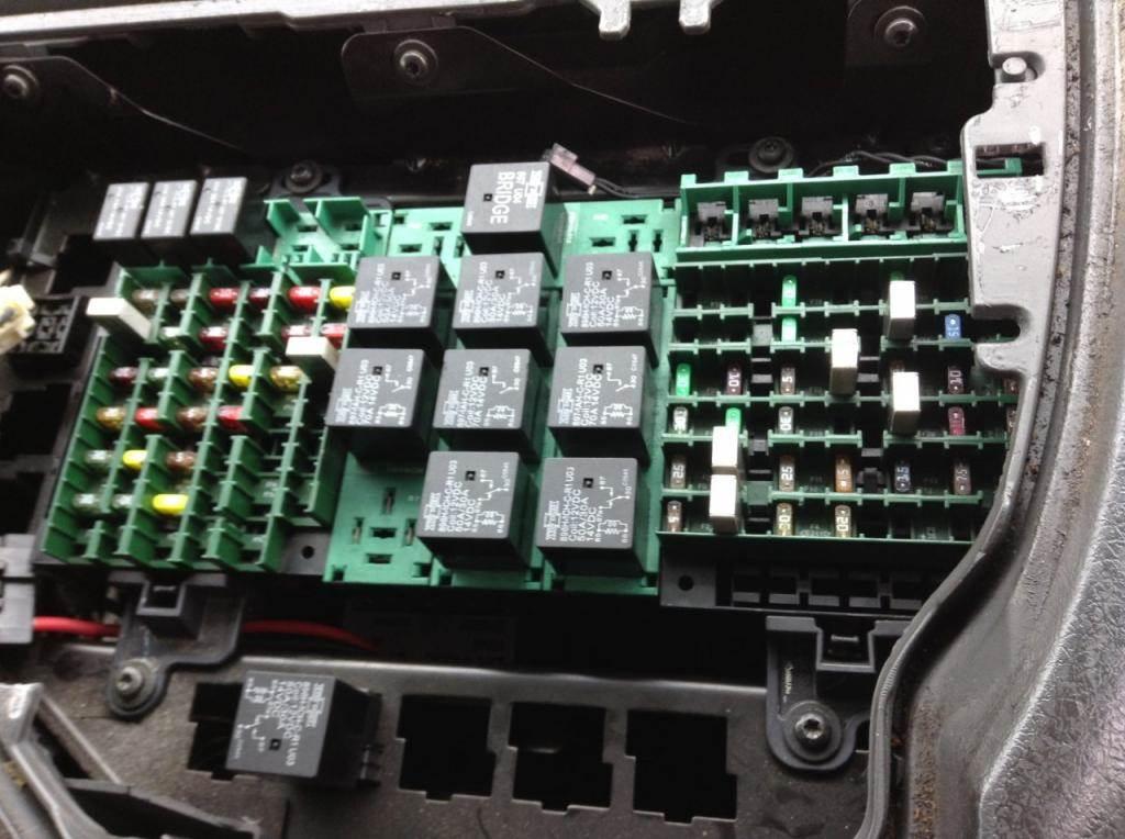 Volvo Vnl Fuse Panel Cover Wiring Diagram 2019