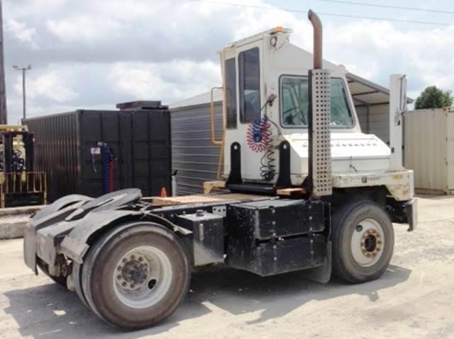 2012 Kalmar OTTAWA 4x2 DOT Yard Spotter Truck For Sale - Blowing