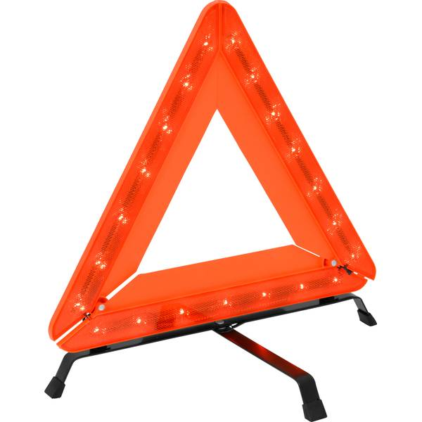 Victor LED Lighted Emergency Warning Triangle