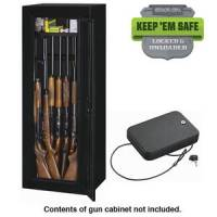 Stack - On 14 Gun Steel Security Cabinet with Free ...