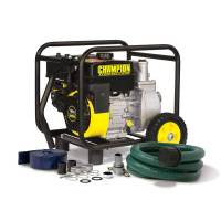 "Champion Power Equipment 2"" Semi-Trash Water Transfer Pump ..."