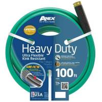 Apex Heavy Duty Ultra Flexible Garden Hose