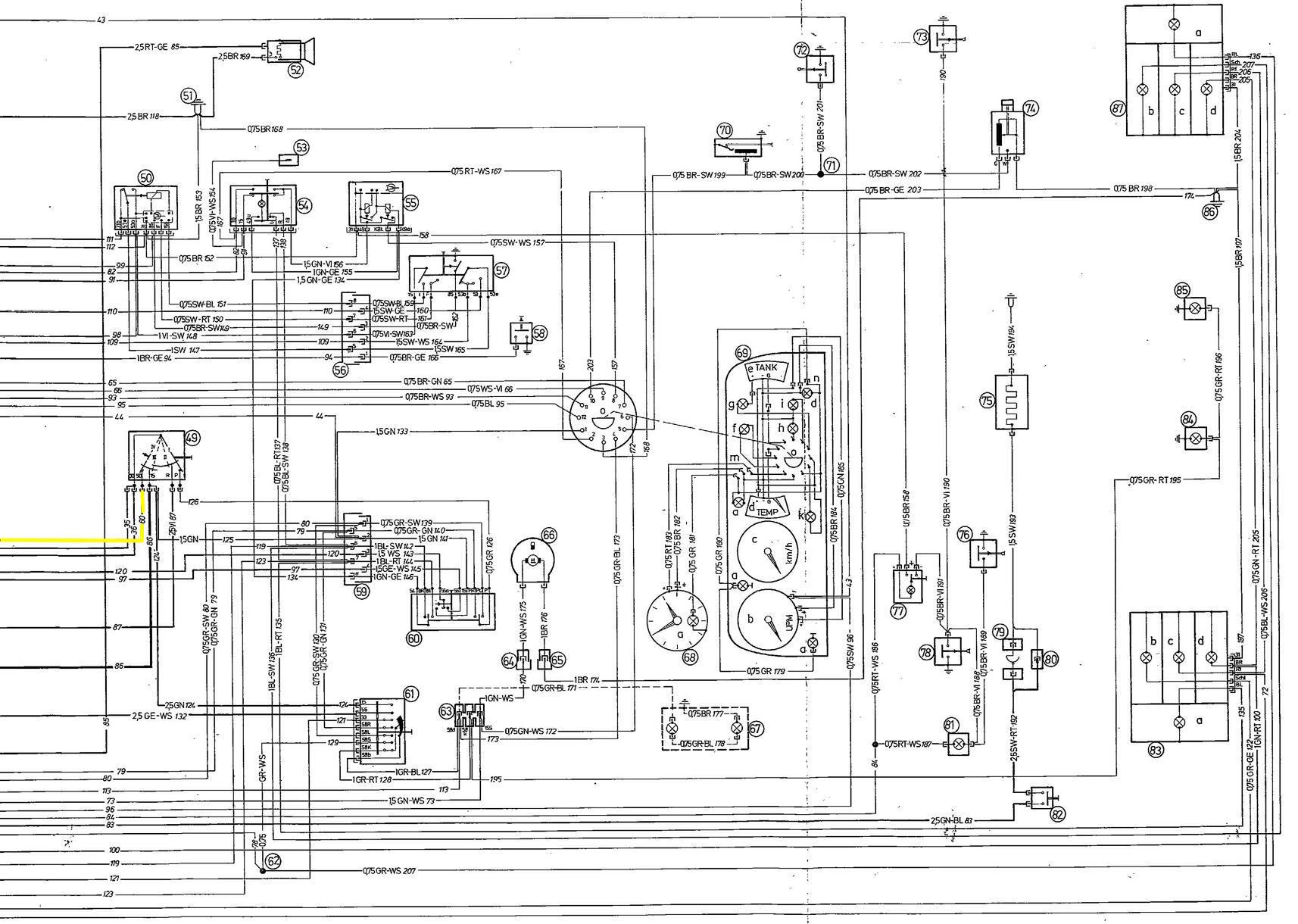 1970 bmw 2002 wiring harness