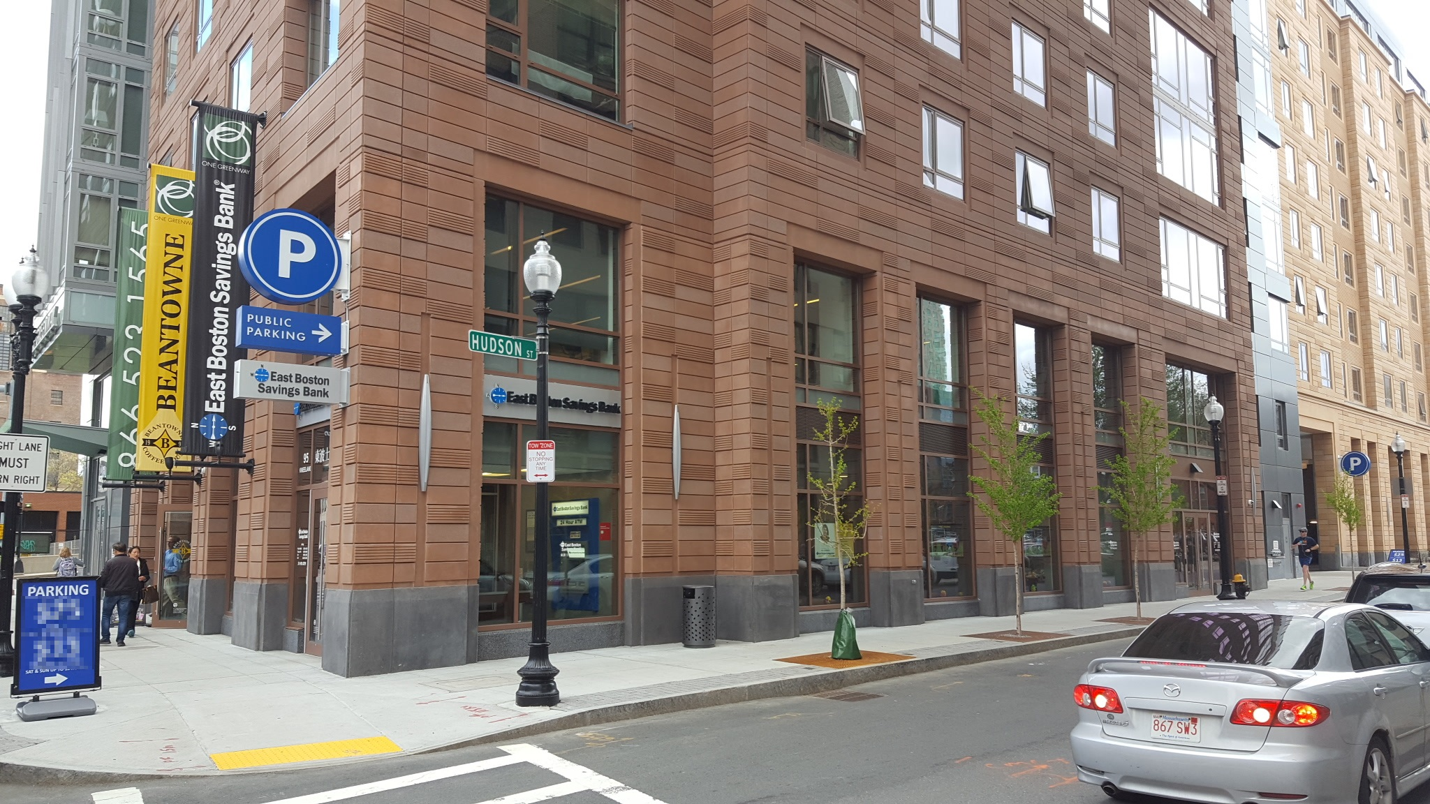 Cheapest Garage In Boston Tufts Medical Center Parking Find Parking Near Tufts Medical