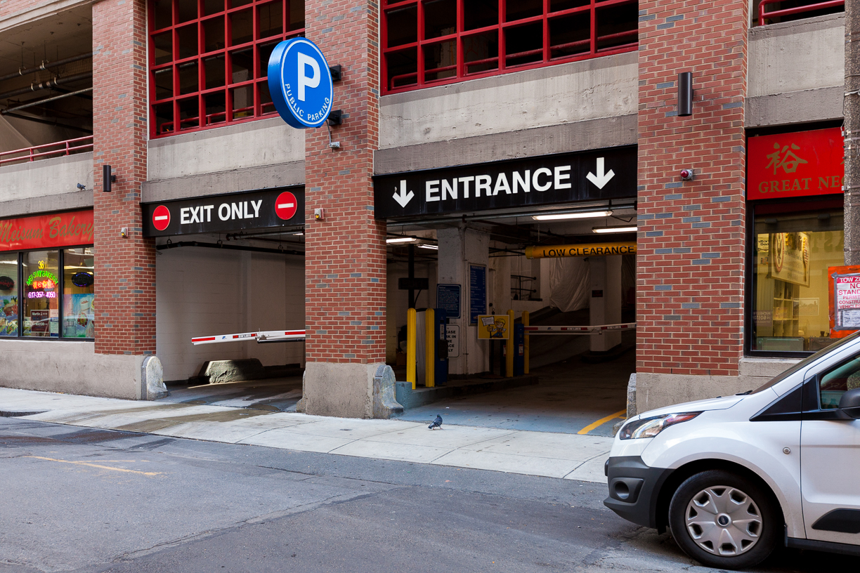 Cheapest Garage In Boston Boston Monthly Parking Bestparking