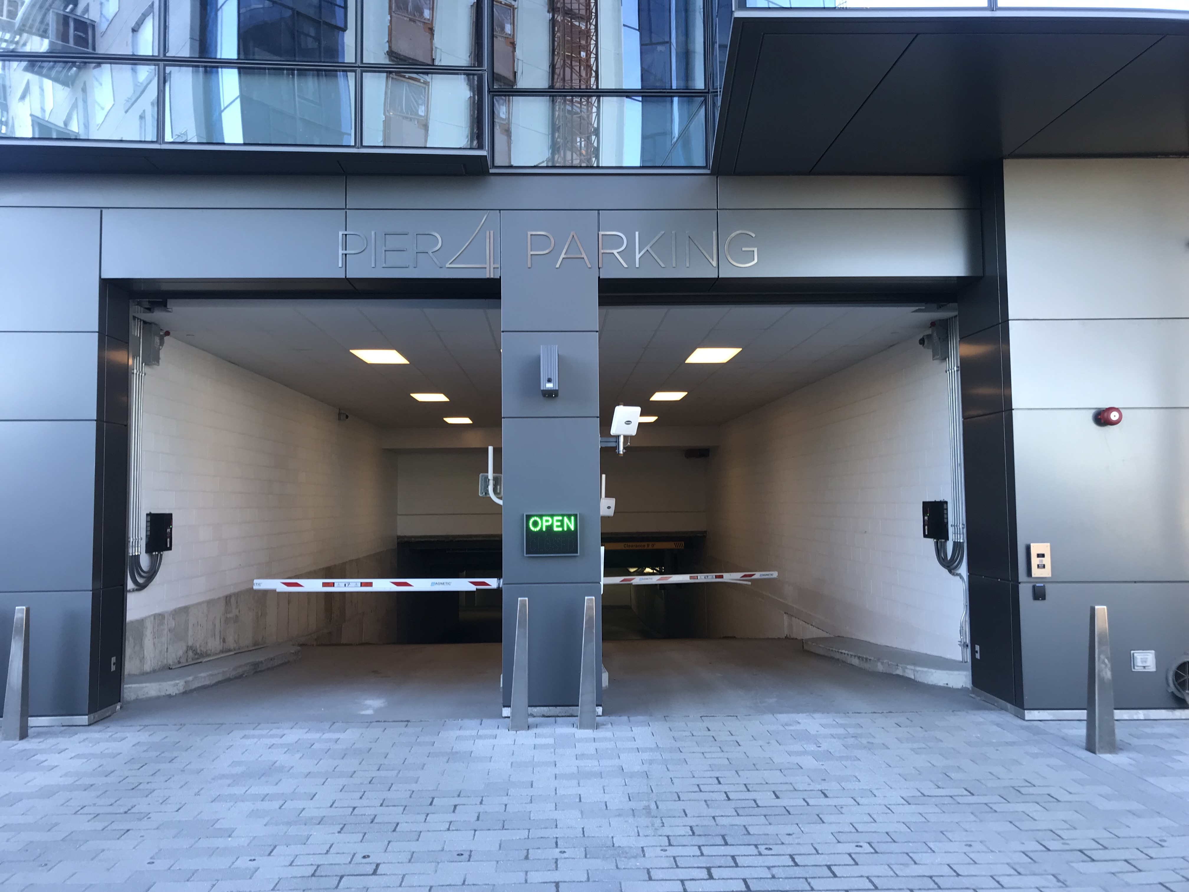 Cheapest Garage In Boston Seaport World Trade Center Parking Find Parking Near Seaport