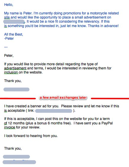 Outreach Letters for Link Building Real Examples - Moz - sample thank you for your business letter