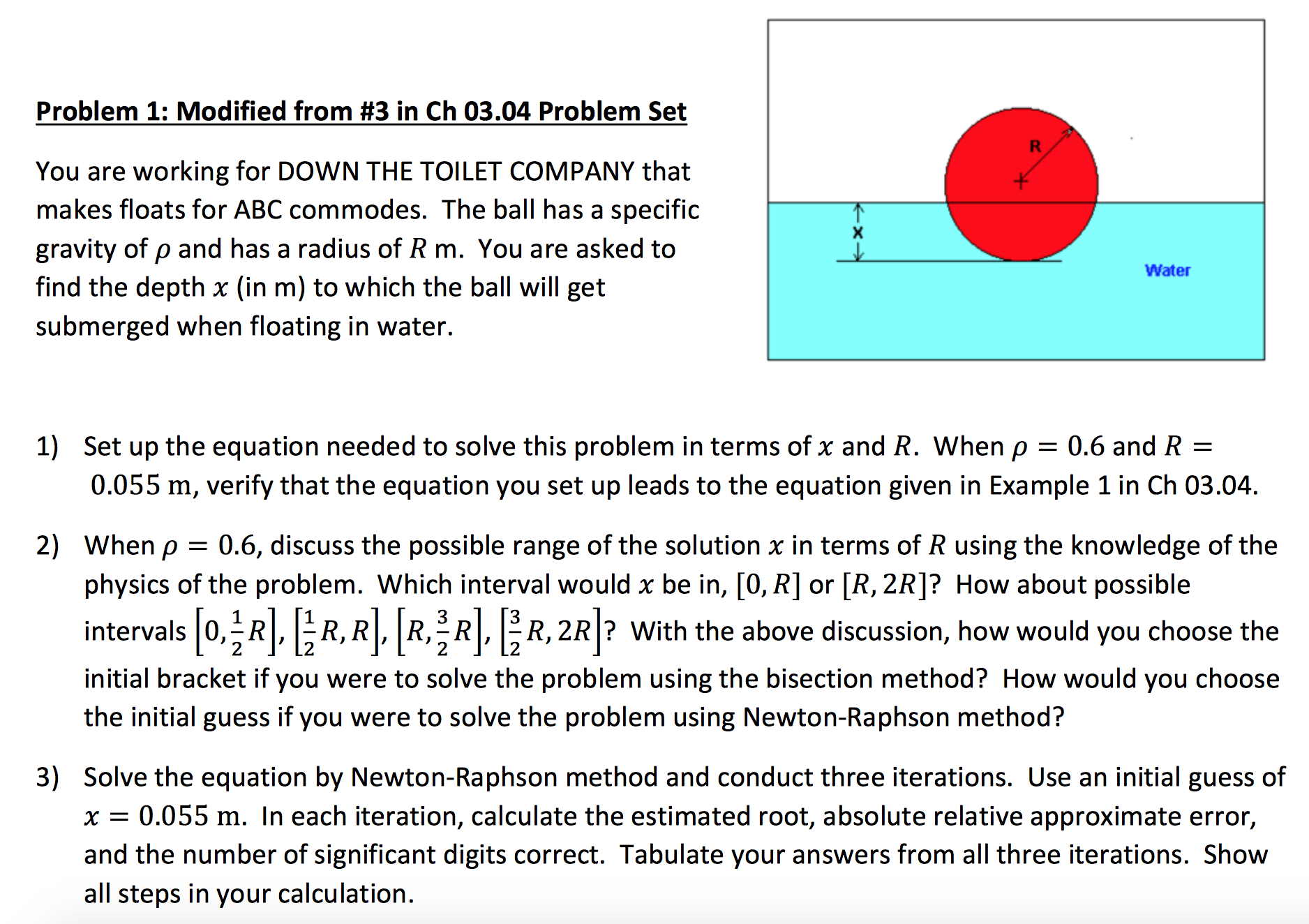 Commodes Solver Solved Problem 1 Modified From 3 In Ch 03 04 Problem Se