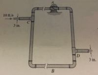 Solved: Fluid Mechanics Two Galvanized-iron Pipes (Relativ ...