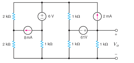 nodal circuit analysis