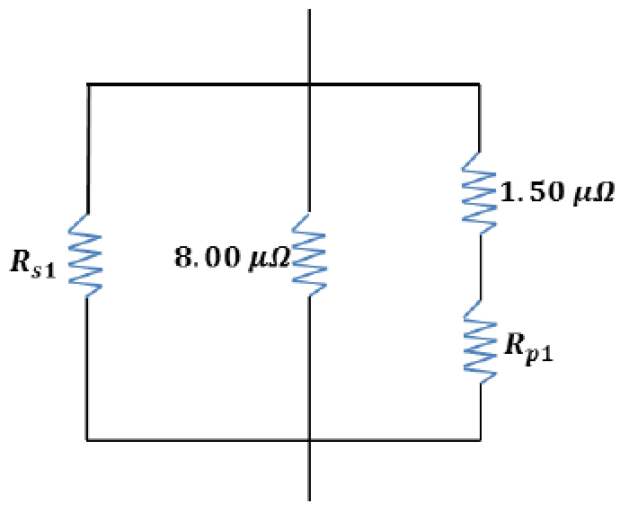 this diagram shows a combination series and parallel circuit to