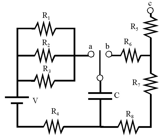figure 2 rc circuit test setup
