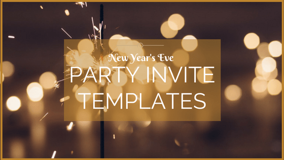 holiday party invite templates