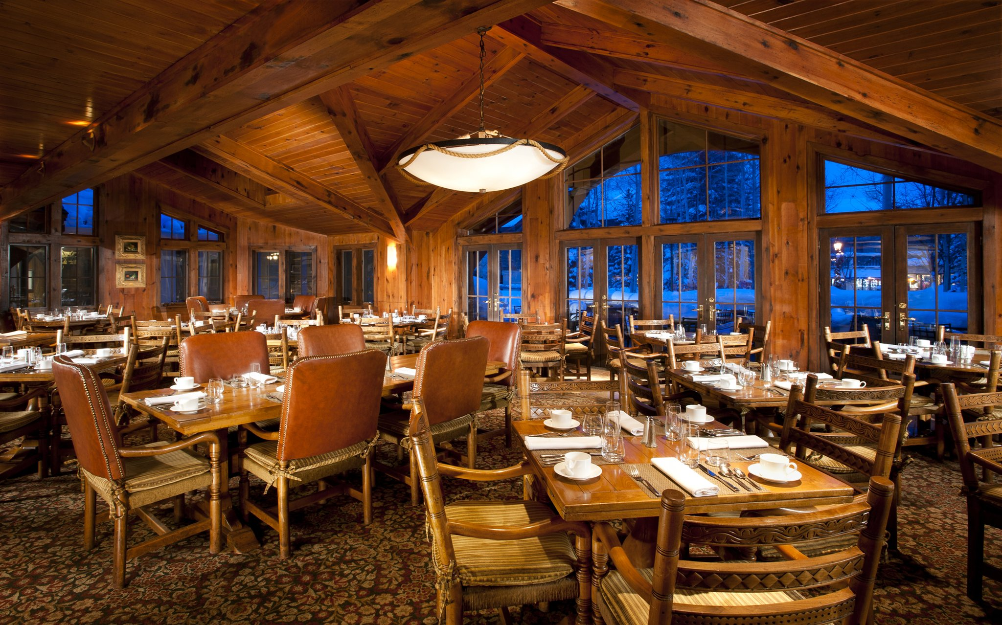 Cucina Rustica Vail Meetings And Events At The Lodge At Vail A Rockresort Vail Co Us