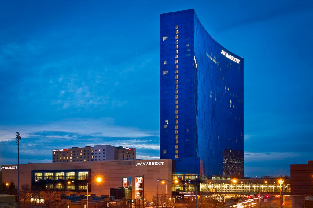 Meetings and events at JW Marriott Indianapolis, Indianapolis, IN, US