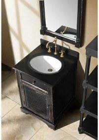 Choosing Bathroom Vanities For Small Bathrooms