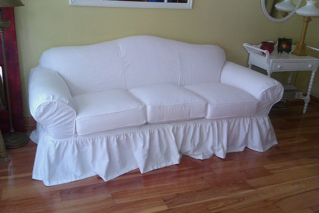 Sofa Slipcover Patterns Free Affordable Alternative Decor: Elegance Without Undo Expense