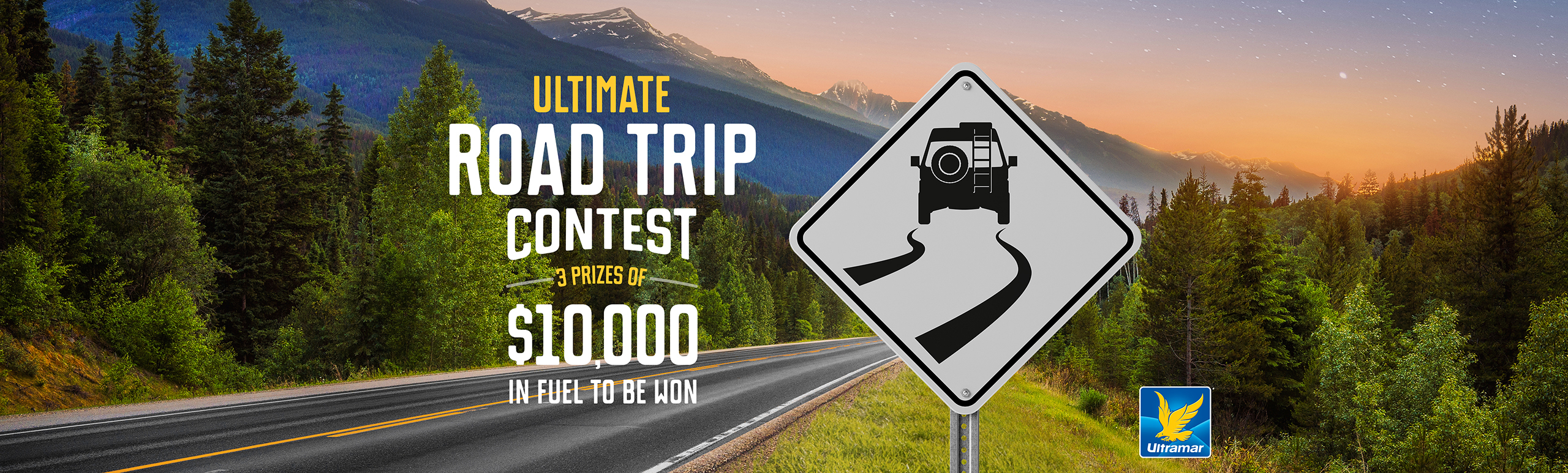 Gas Road Trip Ultramar Ultimate Road Trip Contest Get A Chance To Win