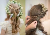 Wedding hairstyles for little girls: 6 cute flower girl ...