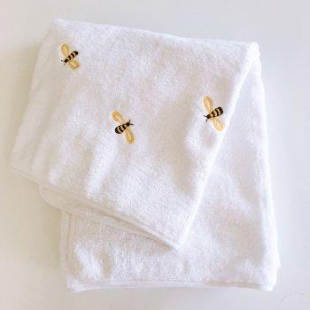 ANICHINI Bath Towels Luxury Linen And Terry Bath Linens