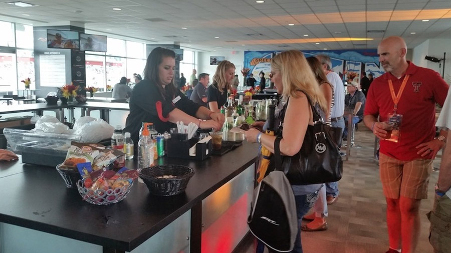 Hospitality Venues Circuit of The Americas Experiences